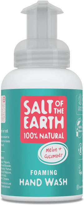 Salt Of the Earth 100% Natural Foaming Hand Wash