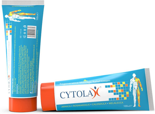 CytoLax Joints and Muscles Natural Pain Relief Soothing Cream - 100 ml