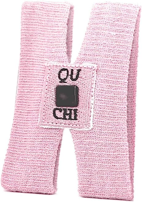 Qu-Chi Drug-free Hayfever and Allergic Rhinitis Relief Acupressure Band - Pink