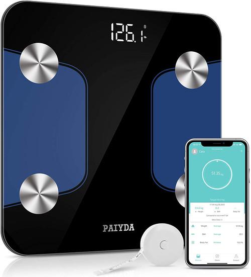 Paiyda Smart Bluetooth Digital Body Fat Scale
