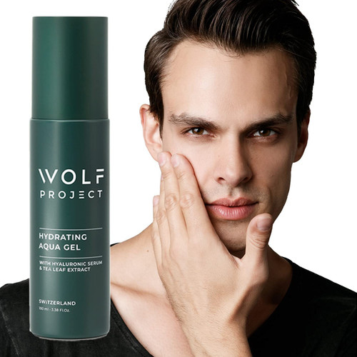 Wolf Project Hydrating And lightweight Mens lotion