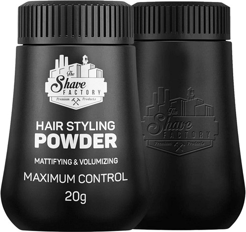 The Shave Factory Hair Styling Powder