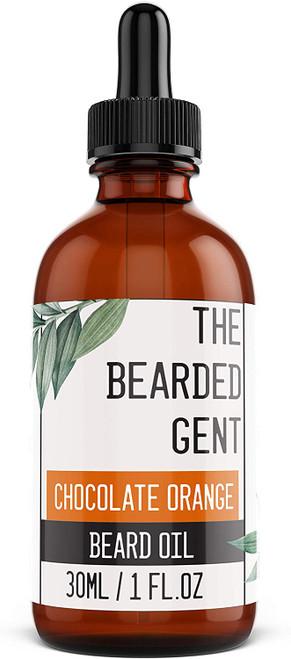 The Bearded Gent Beard Oil-Chocolate Orange