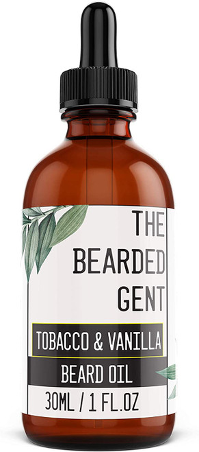 The Bearded Gent Beard Oil-Tobacco And Vanilla