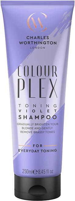 Charles Worthington ColourPlex Toning Violet-Shampoo