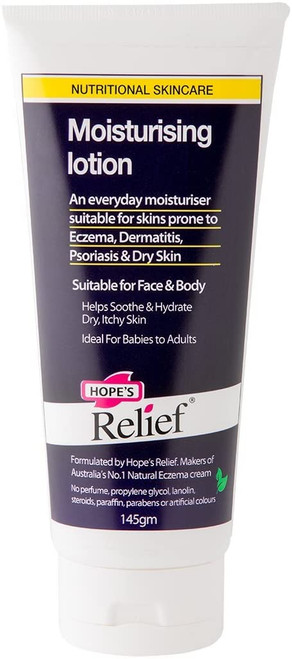 Hopes Relief Best Body Moisturizers for Sensitive Skin
