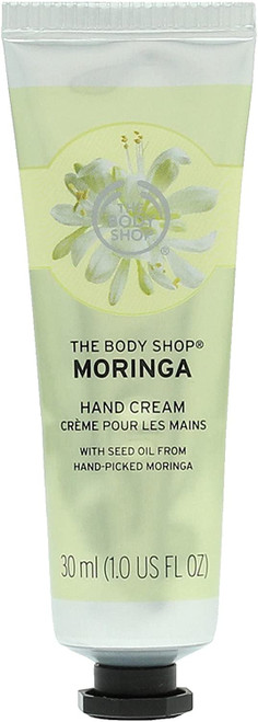 The Body Shop Unisex Hand Cream Moringa-30ml