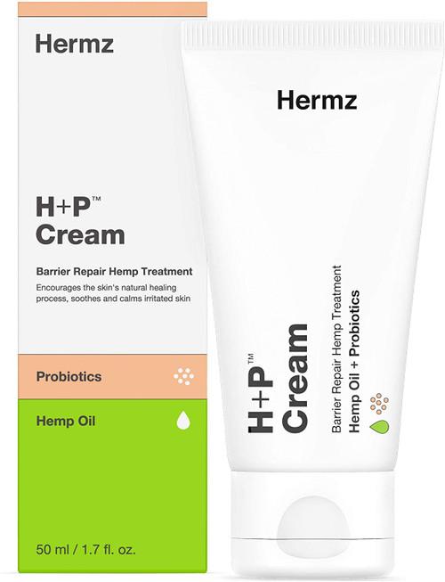 Hermz H Plus P Healing Replenishing Hemp Body Cream