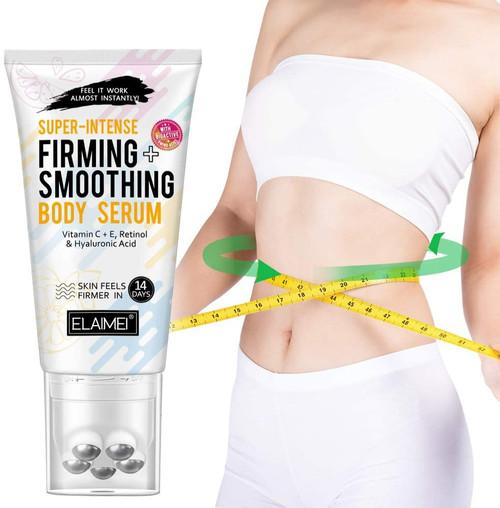 Hot Cream Fat Burner Slimming Cream with Massage Roller