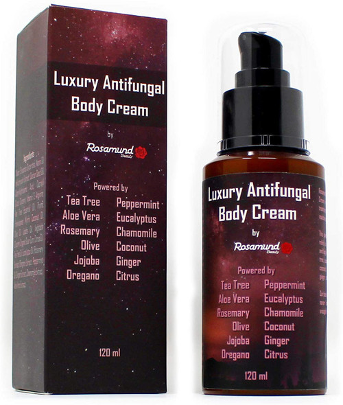 Luxury Fungal Infections Body and Face Cream - 120ml