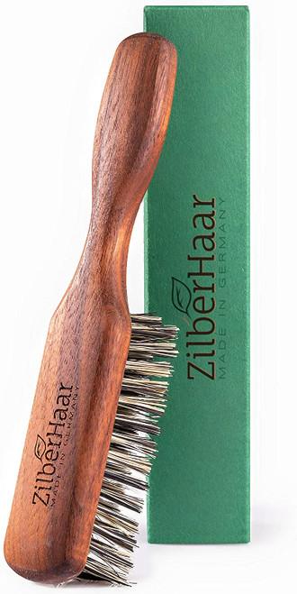 ZilberHaar Vegan Regular Beard Brush for Men