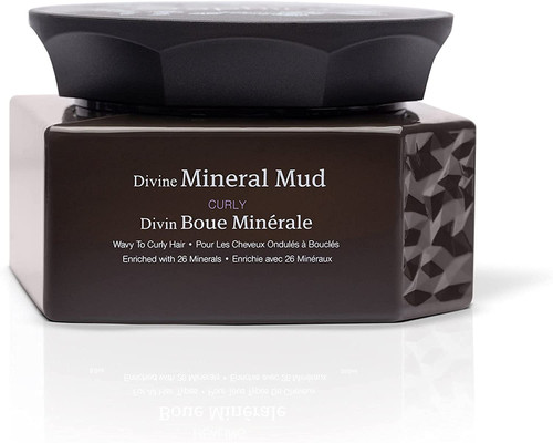 SAPHIRA Divine Mineral Mud for Curly and Wavy Hair-250 ml