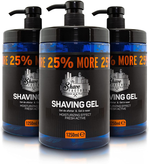 The Shave Factory Shaving Gel-1250ml