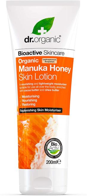 DR ORGANIC Manuka Honey Lotion-0.224 kg