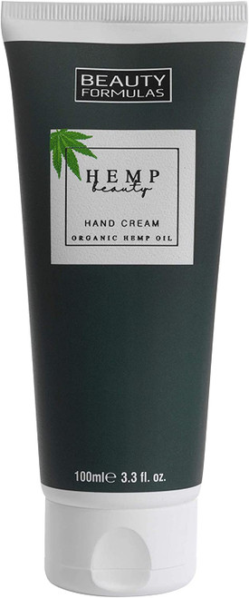 Beauty Formulas Organic Hemp Oil Hand Cream