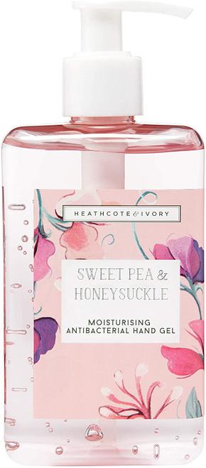 Heathcote and Ivory Moisturising Antibacterial Hand Gel-250Ml