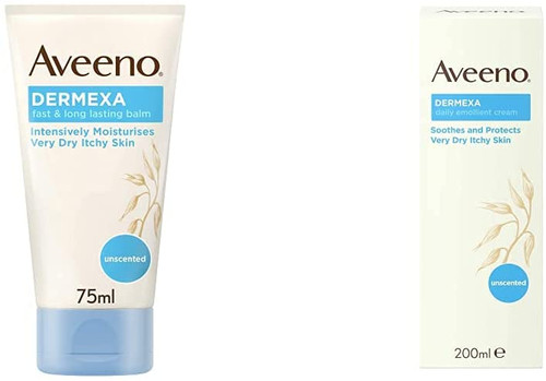 Aveeno Dermexa Fast and Long Lasting Balm-200ml