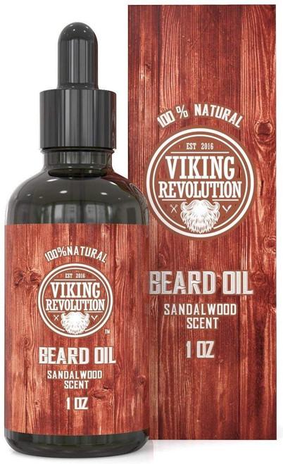 Beard Oil Conditioner Sandalwood Scent