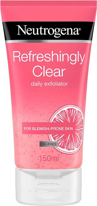 Neutrogena Refreshingly Clear Daily Exfoliator-150ml