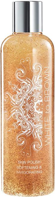WHITE to BROWN Pre Tan Exfoliator Body Polish