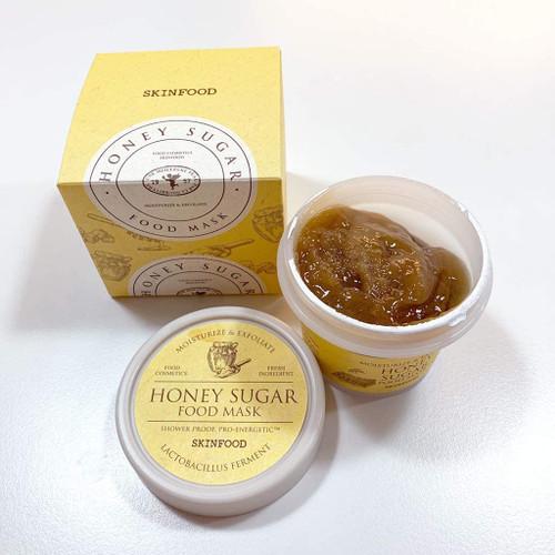 SKINFOOD Mask Honey Sugar-120g