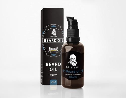 Mobster Beard Oil For Men-Tobacco