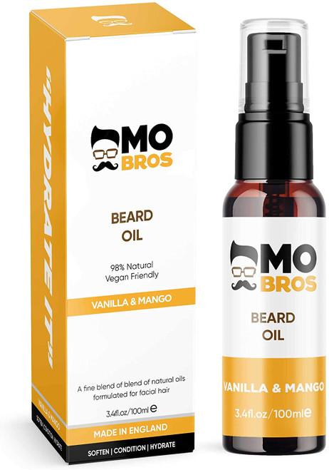 Beard Oil By Mo Bros-100ml