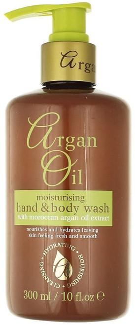 Xpel Argan Oil Moisturizing Hand and Body Wash-300ml