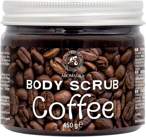 Best Anti Cellulite and Moisturize Coffee Body Scrub-450g