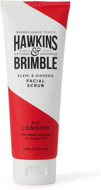Hawkins And Brimble Mens Facial Scrub-125 ml