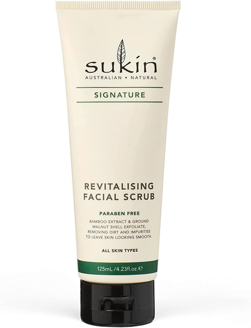 Sukin Revitalising Facial Scrub-125ml