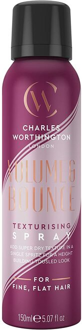 Charles Worthington Volume and Bounce Texturising Spray