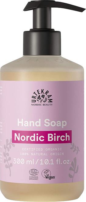 Urtekram Organic Antibacterial Nordic Birch Hand Soap-380 ml
