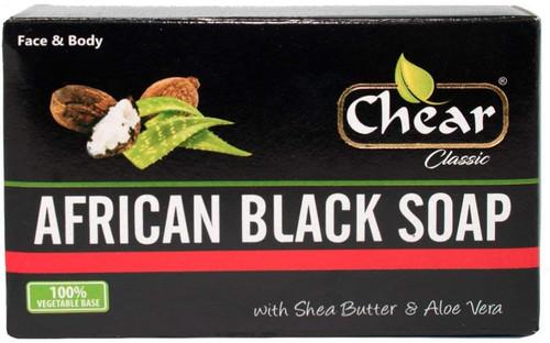 Chear African Black Soap-150g