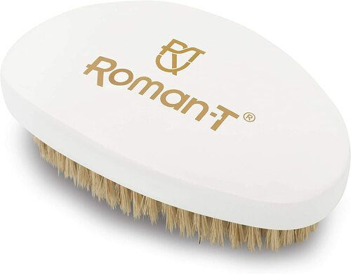 Roman T 360 Soft Wave Brush Wood Base