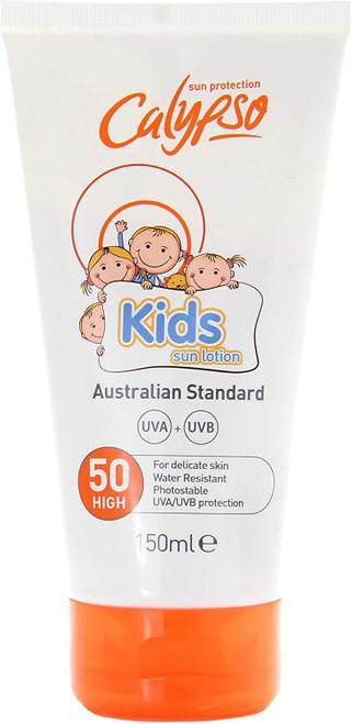 Calypso Kids Protection Sun Lotion SPF50-150 ml