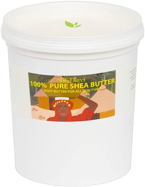 Organic Unrefined Shea Butter-1000g
