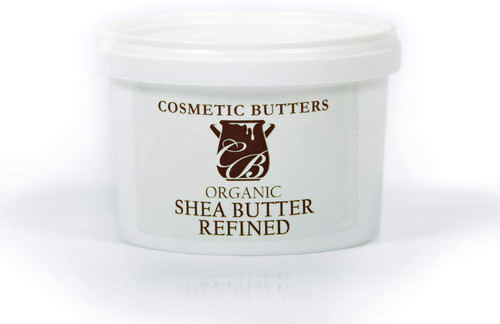 Shea Butter Refined Organic 100% Pure and Natural-500g
