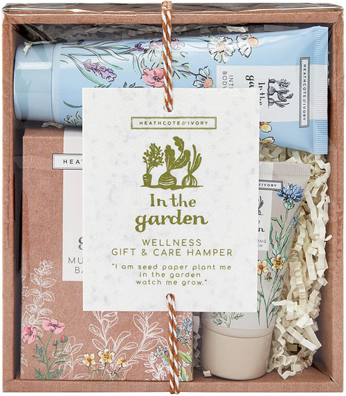 Heathcote and Ivory In The Garden Wellness Gift and Care Hamper