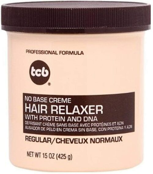 TCB Professional No Base Creme Hair Relaxer