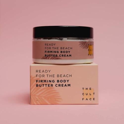 The CultFace Firming Body Butter Cream-200ml