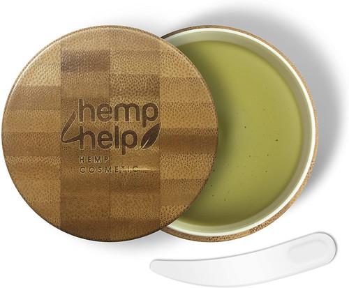 Organic Hemp Shea Butter Cream with Hemp Extract
