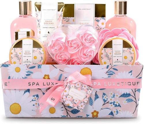 Spa Luxetique Spa Daisy Bath Gift Set-12pcs