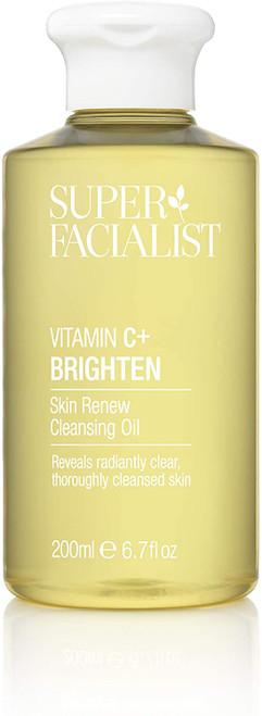 Super Facialist Vitamin C Skin Renew Cleansing Face Oil