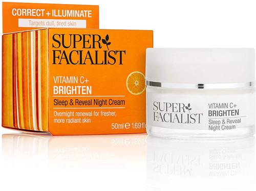 Super Facialist Vitamin C Sleep and Reveal Night Cream