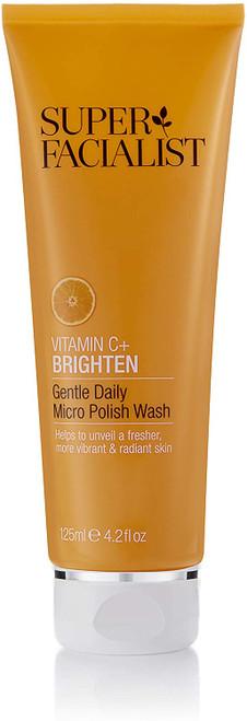 Super Facialist Vitamin C Gentle Daily Micro Polish Wash