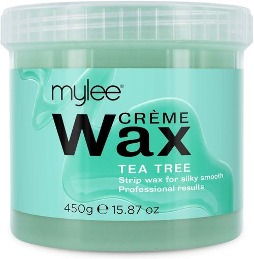 Mylee Rose Soft Creme Wax for Sensitive Skin-Tea Tree