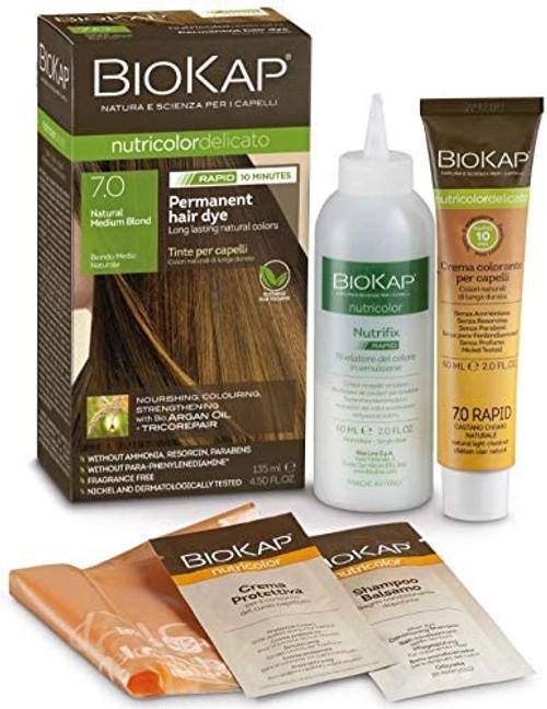 BioKap Natural Medium Blonde Rapid Hair Dye