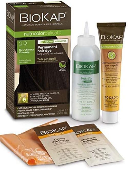 BioKap Natural Chocolate Chestnut Rapid Hair Dye
