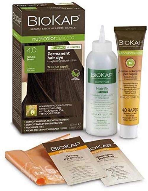 BioKap Natural Brown Rapid Hair Dye